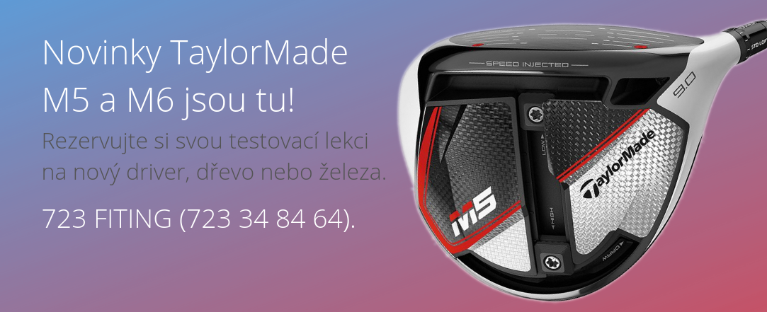 TaylorMade M5 a M6